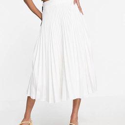 Closet pleated skirt | ASOS (Global)