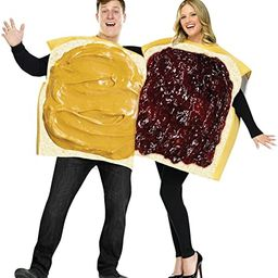 Adult Peanut Butter and Jelly Costume   Amazon (US)
