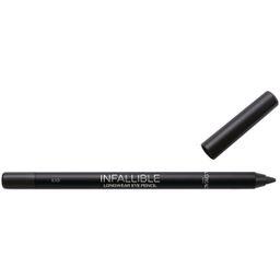 L'Oreal Paris Infallible Pro-Last Waterproof, Up to 24HR Pencil Eyeliner, Black, 0.042 oz - Walma... | Walmart (US)