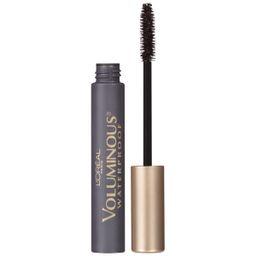 L'Oreal Paris Voluminous Original Waterproof Mascara, Black, 0.28 fl oz - Walmart.com | Walmart (US)