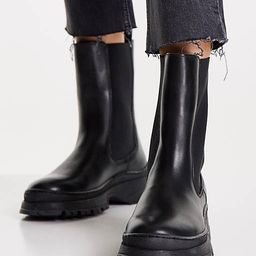 Ted Baker Lilanna pull on boot in black | ASOS | ASOS (Global)
