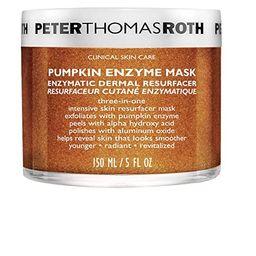 Peter Thomas Roth Pumpkin Enzyme Mask Enzymatic Dermal Resurfacer, Exfoliating Pumpkin Facial Mas...   Amazon (US)