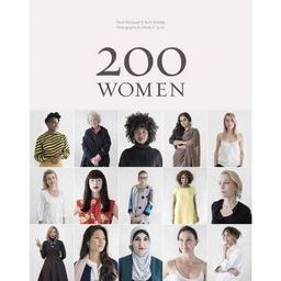 200 Women: Who Will Change the Way You See the World (Personal Growth Books for Women, Coffee Tab...   Target