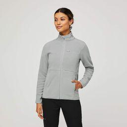 Women's On-Shift Fleece Jacket · FIGS | FIGS