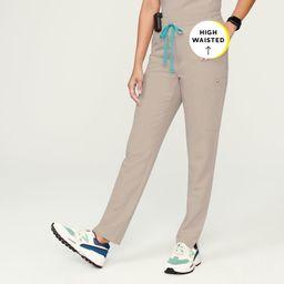Women's Yola High-Waisted Scrub Pants · FIGS | FIGS