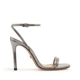 Altina Embossed-Leather Sandal | Schutz Shoes (US)