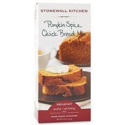 Pumpkin Spice Quick Bread Mix | Baking Mixes | Stonewall Kitchen | Stonewall Kitchen | Stonewall Kitchen, LLC