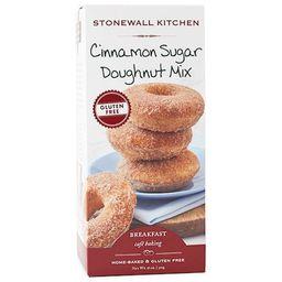 Gluten Free Cinnamon Sugar Doughnut Mix | Baking Mixes | Stonewall Kitchen | Stonewall Kitchen | Stonewall Kitchen, LLC