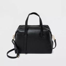 Soft Satchel Handbag - A New Day™   Target
