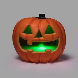 "14"" 3D Jack-O'-Lantern Electronic Mister Halloween Decorative Prop - Hyde & EEK! Boutique™   Target"
