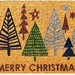 Rubber-Cal 10-110-005 Christmas Tree Farm Door Mat | Amazon (US)