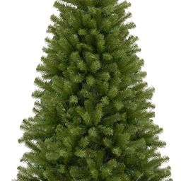 National Tree Company Artificial Christmas Tree | Includes Stand | North Valley Spruce - 7.5 ft | Amazon (US)