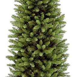National Tree Company Artificial Christmas Tree Includes Stand, Kingswood Fir Slim - 6.5 ft, Gree... | Amazon (US)