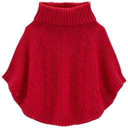 Cable Knit Poncho | Carter's