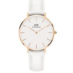 Classic Petite 18K Rose Goldplated Japanese Quartz Strap Watch | Lord & Taylor
