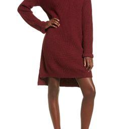 Cuff Sweater Dress   Nordstrom