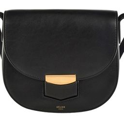 Celine Italian-Made Genuine Leather Handbag | Groupon