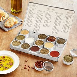 Gourmet Oil Dipping Spice Kit   Uncommon Goods
