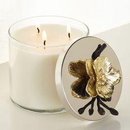 Gold Orchid Candle   Neiman Marcus