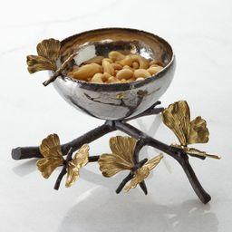 Butterfly Ginkgo Nut Dish   Neiman Marcus