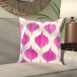 Kingman 100% Cotton Throw Pillow Cover | Wayfair North America