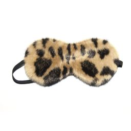Faux-Fur Eye Mask on Gifting Card   Neiman Marcus