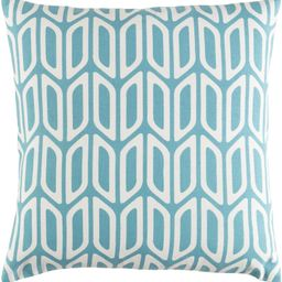 Arsdale Geometric Cotton Throw Pillow Cover   Wayfair North America