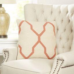 Becca Decorative Pillow Cover   Wayfair North America