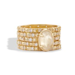 Reya Stackable Ring Set | Kendra Scott