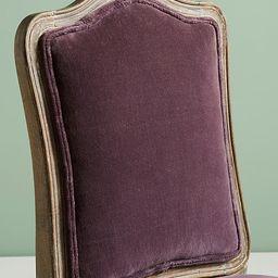 Velvet Beatrix Dining Chair | Anthropologie (US)