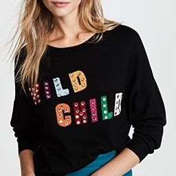 Bao Wild Child Batwing Pullover   Shopbop
