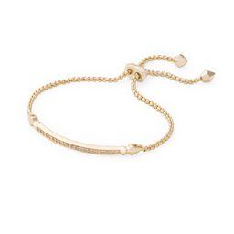 Ott Adjustable Chain Bracelet in Gold | Kendra Scott