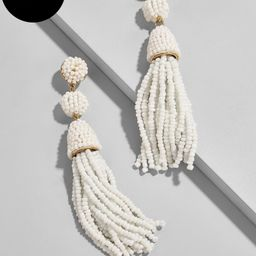 Granita Tassel Earrings   BaubleBar (US)