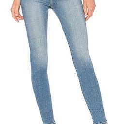FRAME Denim Ali High Rise Skinny in Josie   Revolve Clothing