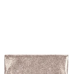 Maci Crinkle Faux Leather Foldover Clutch   Nordstrom