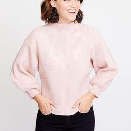 Alder Funnel Neck Sweater | Sweet & Spark