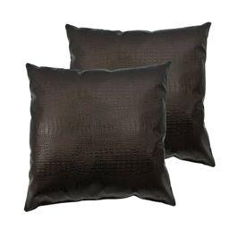 Alligator Outdoor Throw Pillow   Wayfair North America
