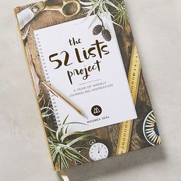 The 52 Lists Project | Anthropologie (US)