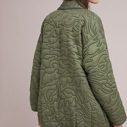 Quilted Kimono Jacket | Anthropologie (US)