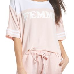 Team Femme Baggy Tee | Nordstrom