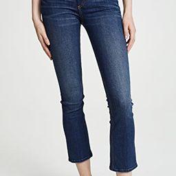 Hana High Rise Cropped Jeans | Shopbop