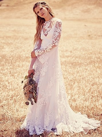 fpeverafter bridal collection from free people green wedding shoes