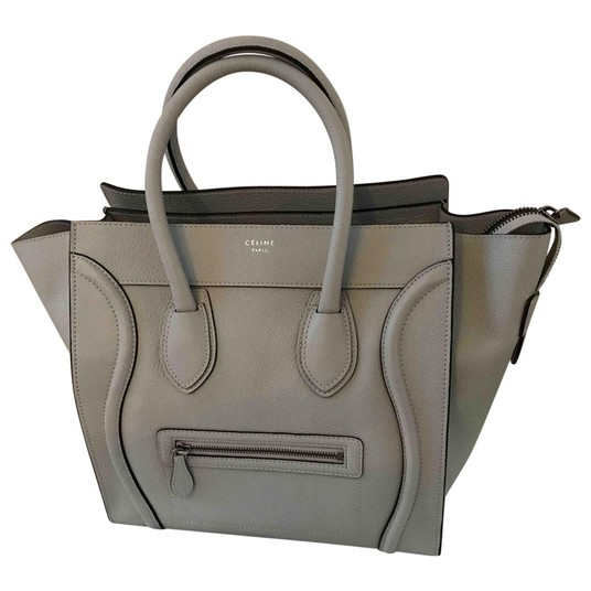 Luggage leather handbag
