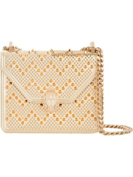 Bulgari Kirkwood Gold Studded Bag