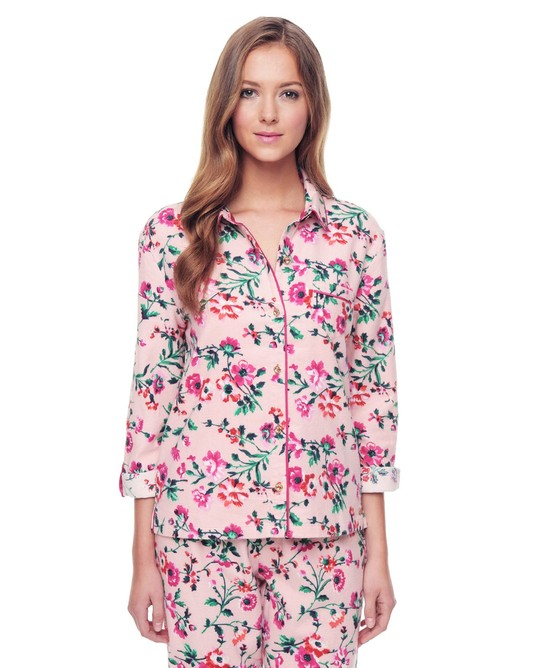Winter Blossoms Pajamas