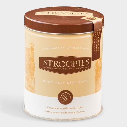 Salted Caramel Stroopwafel
