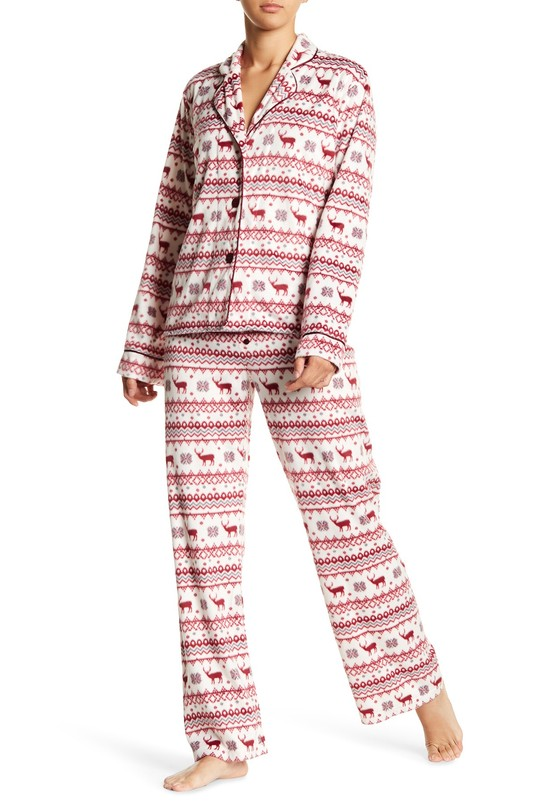 Cute cozy pajamas