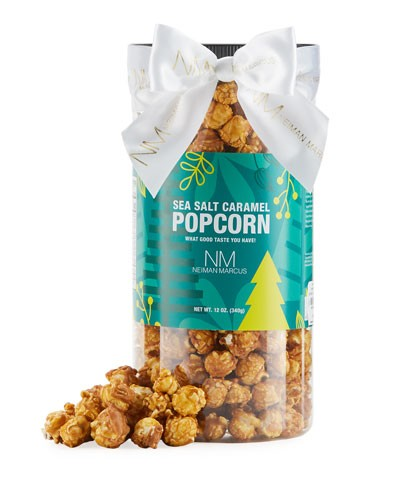 Sea Salt Caramel Popcorn