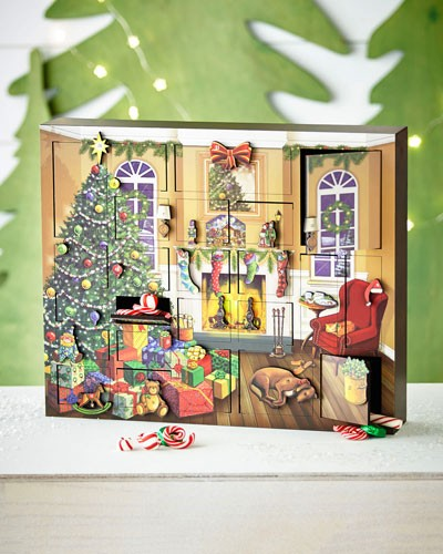 Fireside Advent Calendar