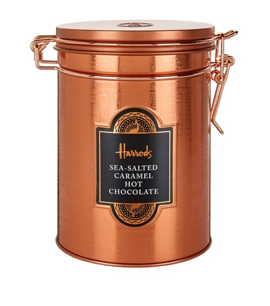 Harrods Sea Salt Caramel Hot Chocolate
